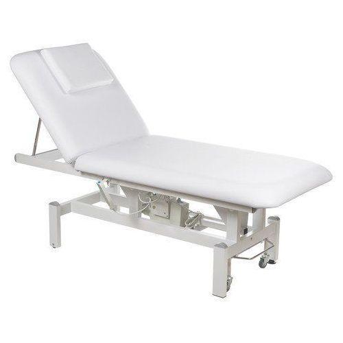 Łóżko do masażu elektryczne bd-8230 białe marki Vanity_b