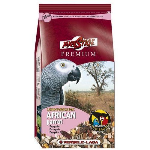 Versele-laga  prestige premium african parrot loro parque mix pokarm dla papug afrykańskich