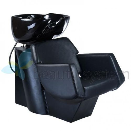Beauty system Myjnia fryzjerska nico bd-7821 czarna