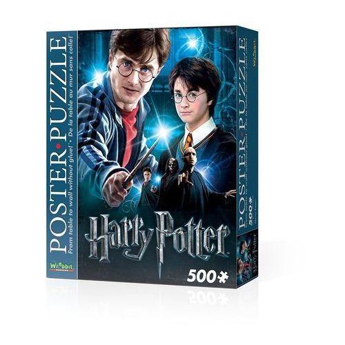 Wrebbit Puzzle plakatowe 500 elementów, Harry Potter