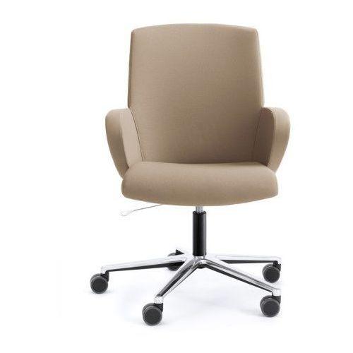 Fotel gabinetowy format 20e chrome marki Profim