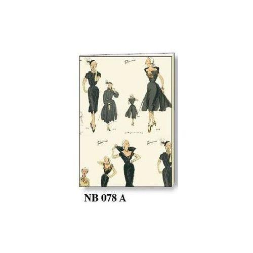 Notatnik ozdobny A5 64 kartki BR NB 078A