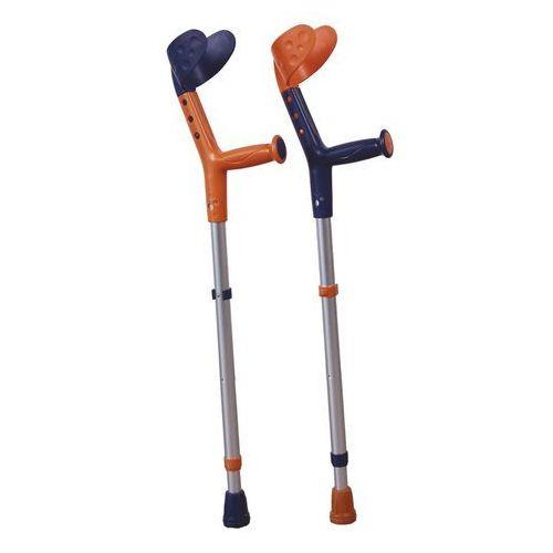 Kula inwalidzka tiki dla dzieci pomarańczowy marki Aston