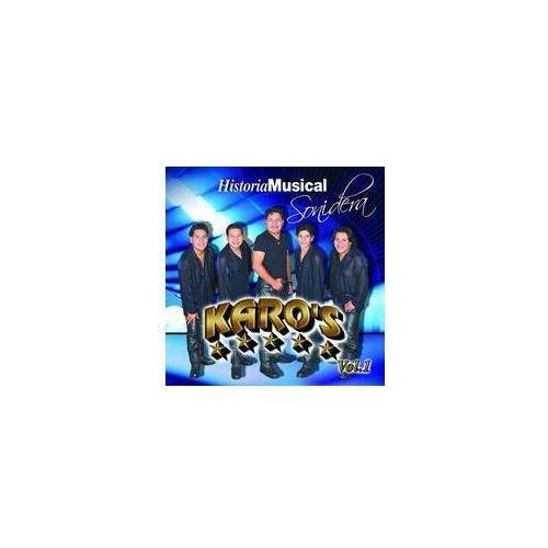 Sony u.s. latin Historia musical sonidera 1