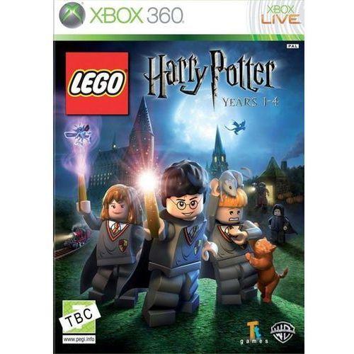 Lego Harry Potter lata 1-4 (Xbox 360)