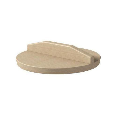 Pokrywka z drewna shiba 15 cm marki Alessi
