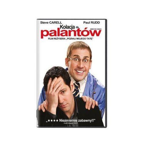 Kolacja dla Palantów (DVD) - Jay Roach