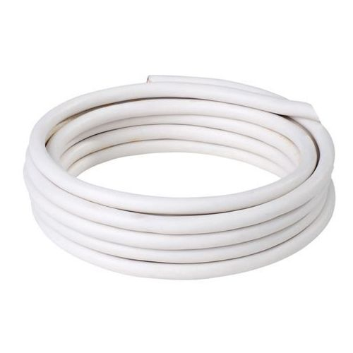 Nexans brings energy to life Kabel zasilający h03vvf 3 x 0,75 mm2 25 m biały