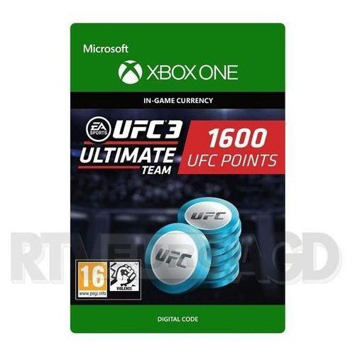 EA Sports UFC 3 1600 Punktów [kod aktywacyjny]