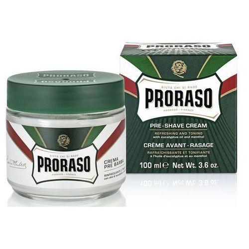 Proraso Pre Shave Cream - Eucalyptus & Menthol (8004395001019)