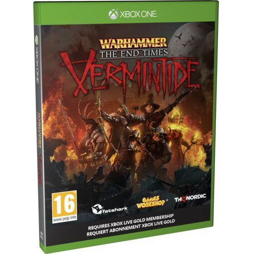 OKAZJA - Warhammer End Times Vermintide (Xbox One)