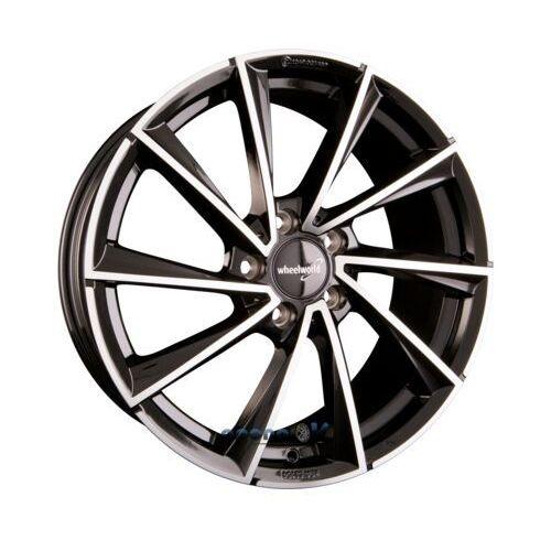 wh32 schwarz hochglanzpoliert (sp plus) einteilig 8.50 x 19 et 45 marki Wheelworld