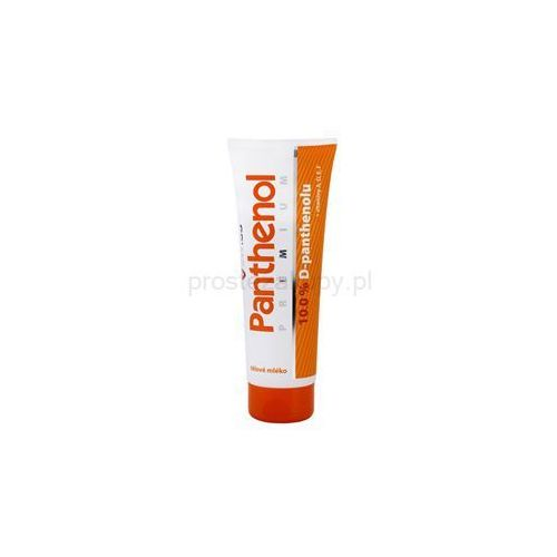 panthenol 10% premium kojące mleczko do ciała + do każdego zamówienia upominek. marki Swiss