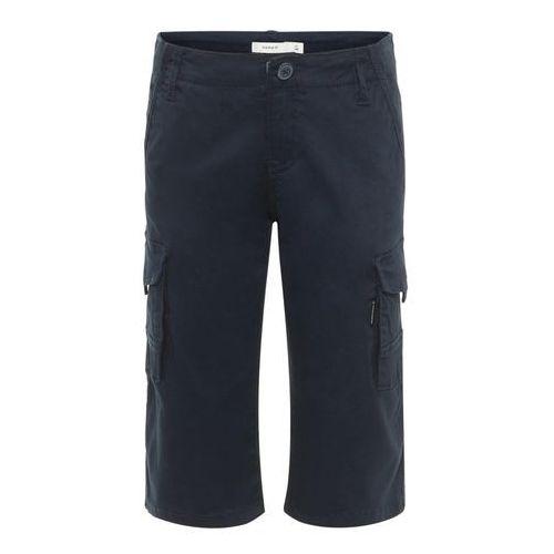 Name it spodnie 'ryan' granatowy