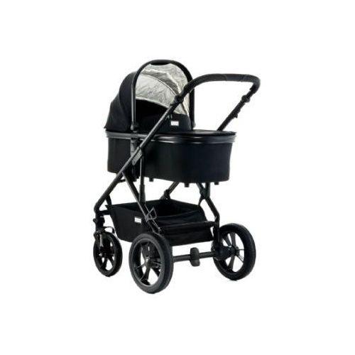 MOON Wózek wielofunkcyjny Nuova City black/fishbone