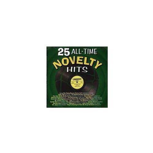 25 All Time Novelty Hits / RÓŻni Wykonawcy