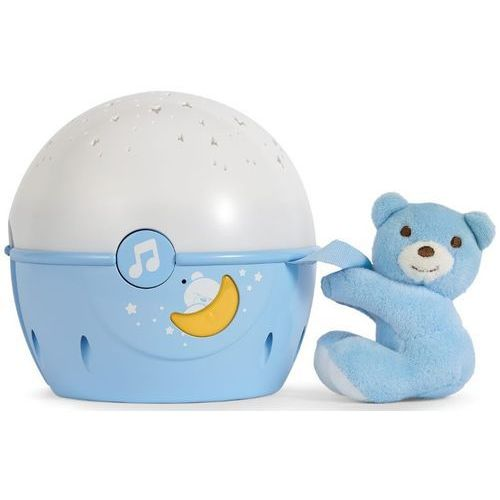 Chicco projektor na łóżeczko niebieski