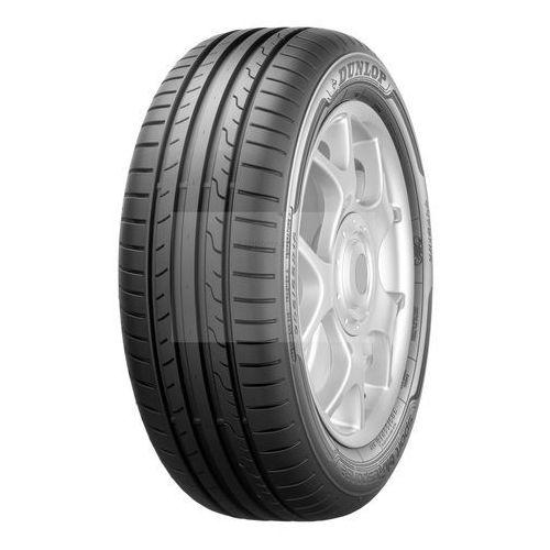 """Dunlop SP Sport BluResponse 195 o wysokości profilu 65 15"""", H 91 emitująca hałas [68dB]"""