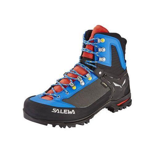 Salewa raven 2 gtx buty mężczyźni niebieski/czarny uk 11 | eu 46 2018 buty górskie