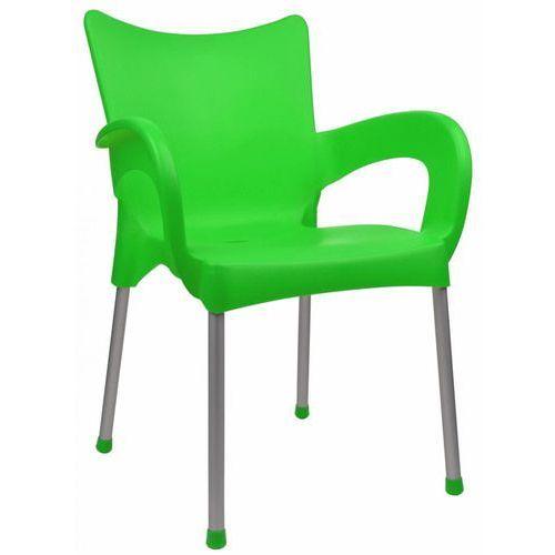 Mega plast krzesło dolce mp463, zielone (8606006428934)