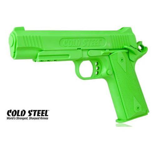 Atrapa gumowa - pistolet COLT 1911, zielony (92RGC11C) - sprawdź w wybranym sklepie