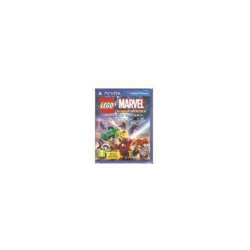 LEGO Marvel Super Heroes (PSV)