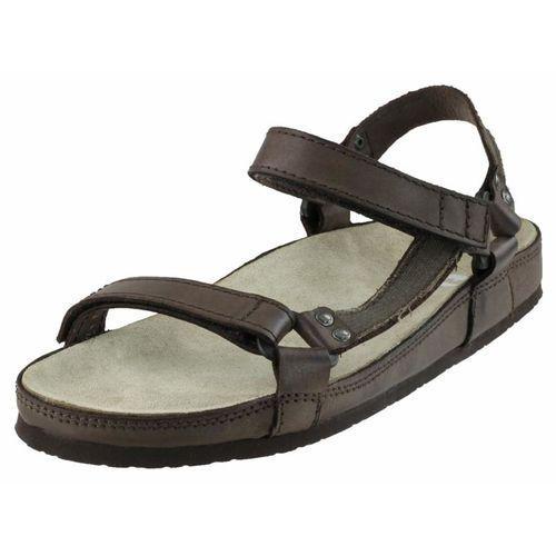 Sandały giatoma niccoli 06-0084 - brązowe 002_18 marki Nik