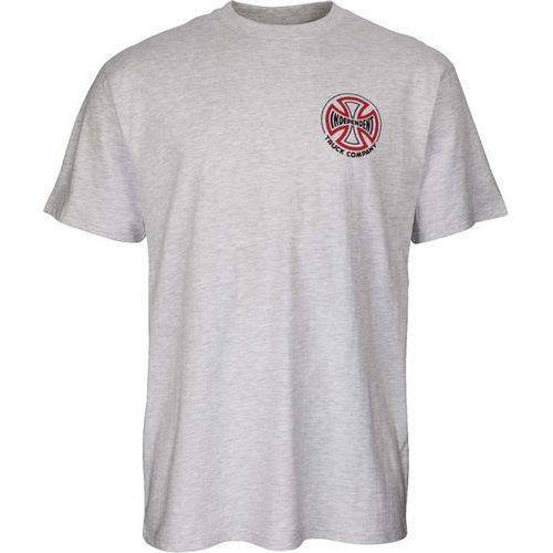 Independent Koszulka - two tone tee athletic heather (athletic heather) rozmiar: l