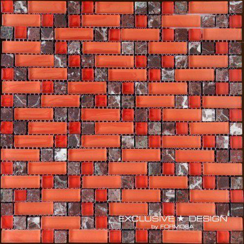 Midas - mozaika szklano-kamienna 8mm a-mmx08-xx-013