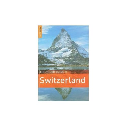 Szwajcaria Rough Guide Switzerland (528 str.)