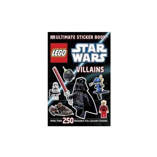 LEGO Star Wars Villains Ultimate Sticker Book, Peter Chrisp
