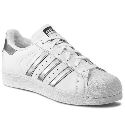 Buty adidas - Superstar AQ3091 Ftwwht/Silvmt/Cblack, 1 rozmiar