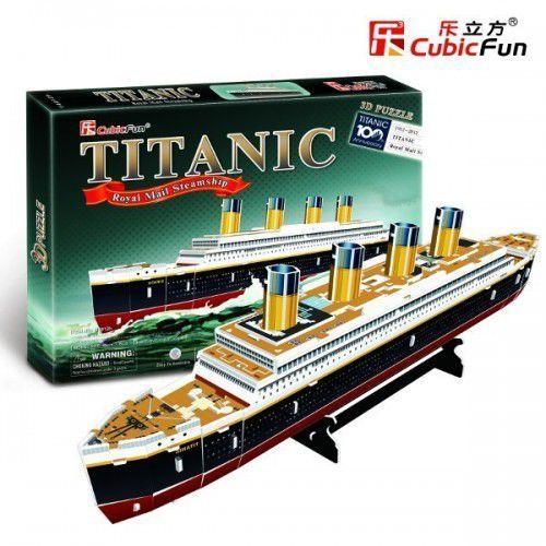 Cubicfun Puzzle 3d titanic mały (6944588240127)
