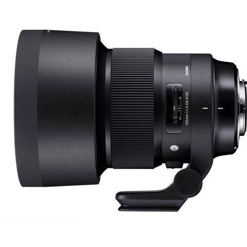 Sigma a 105mm f/1.4 dg hsm canon