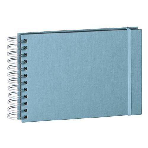 Semikolon Album na zdjęcia uni mini mucho czarne karty błękitny
