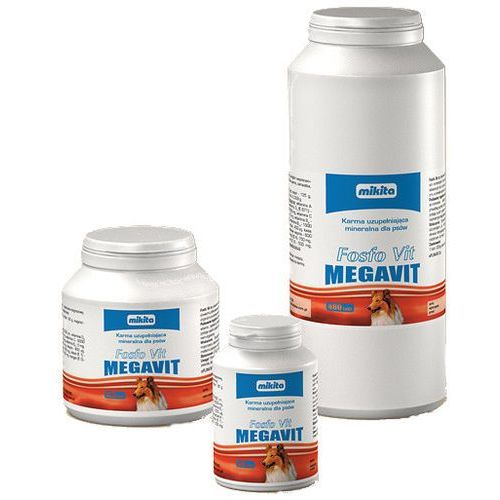 Tabletki Mikita MEGAVIT Fosfor Vit 400 tabletek