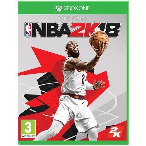 OKAZJA - NBA 2K18 (Xbox One)