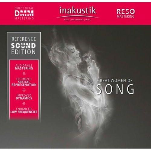 In-akustik great women of song (2 lp)