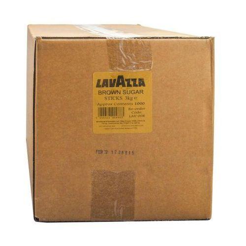 Lavazza cukier trzcinowy w saszetkach 1000 x 4 g (5055322904883)
