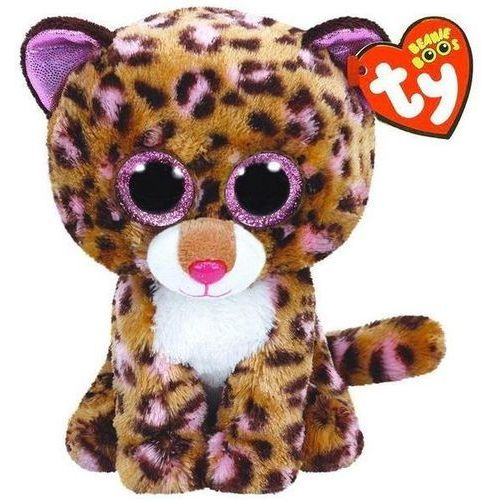 Beanie Boos Patches brązowy lampart 20 cm (0008421370689)