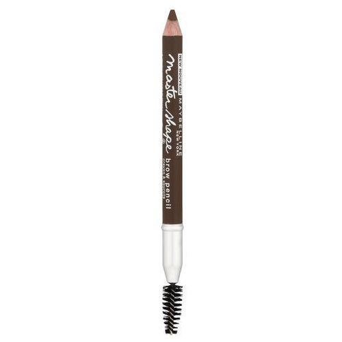 master shape eyebrow pencil - soft brown marki Maybelline