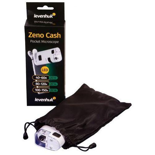 Levenhuk Mikroskop kieszonkowy zeno cash zc14 (0753215767748)