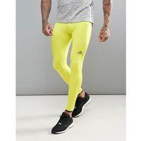 Adidas Training Tech Fit Hero Gym Tights - Green, w 4 rozmiarach
