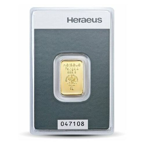 5 g sztabka złota - 15dni marki Argor-heraeus, pamp, perth mint