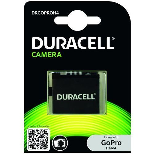 Akumulator GoPro Hero 4 AHDBT-401 marki Duracell