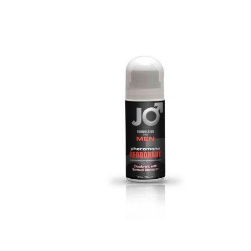 Dezodorant z feromonami - System JO PHR Deodorant Men Women 75 ml Mężczyzna-Kobieta, SY018F