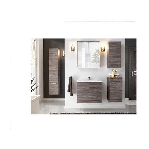 Komplet mebli łazienkowych 60 cm, kolekcja Cosmo Comad