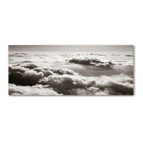Foto obraz akryl chmury z lotu ptaka marki Wallmuralia.pl