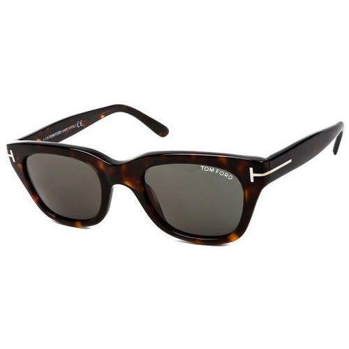Okulary słoneczne ft0237 snowdon 52n marki Tom ford