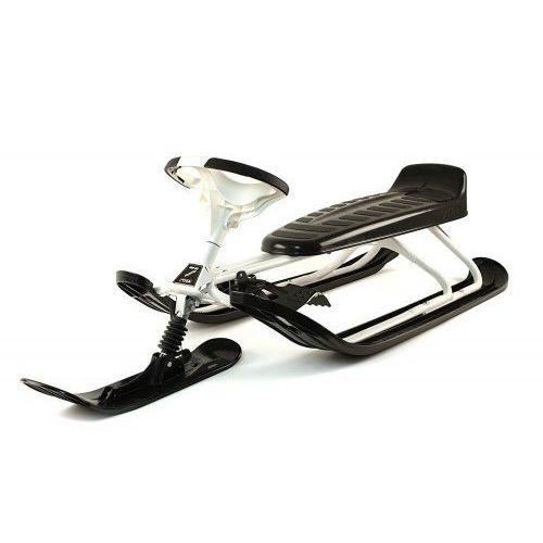 Nartosanki snowracer king size gt dla dorosłego - kierownica i hamulec marki Stiga
